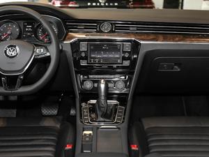 2018款改款 330TSI DSG 豪华型 中控台