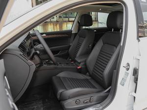2018款改款 330TSI DSG 豪华型 前排座椅