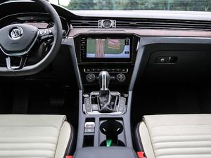 2018款380TSI DSG 旗舰型 中控台