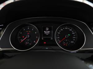 2018款改款 330TSI DSG 豪华型 仪表