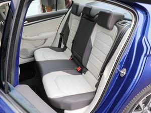 2019款280TSI DSG豪华型 后排座椅