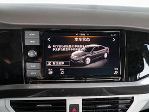 2019款280TSI DSG豪华型 中控台显示屏