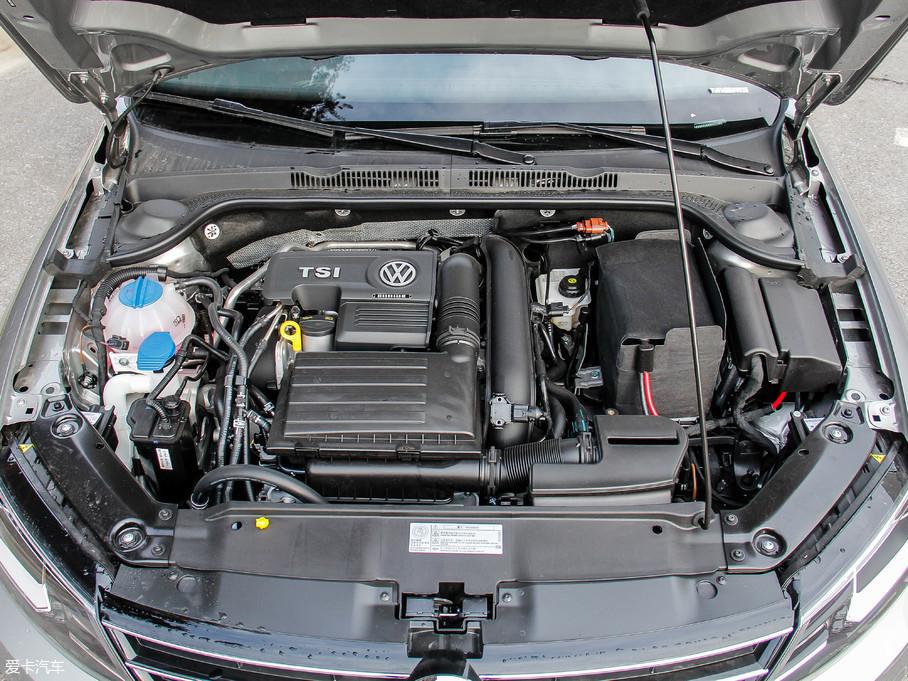 2018款速腾280TSI DSG豪华型