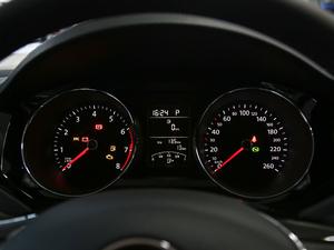 2018款1.6L 自动舒适型 仪表