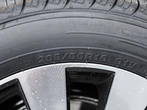 2018款280TSI DSG舒适型 轮胎尺寸