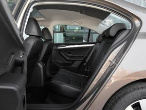2018款280TSI DSG舒适型 后排空间