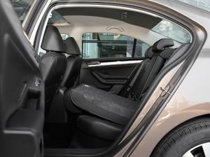 2018款280TSI DSG舒适型 后排座椅放倒