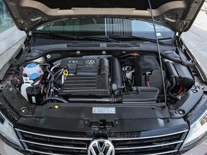 2018款280TSI DSG舒适型 发动机
