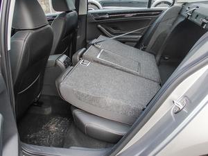 2018款280TSI DSG豪华型 后排座椅放倒