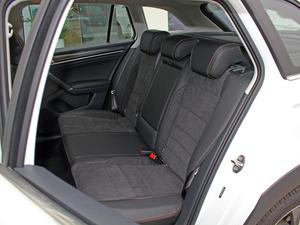2018款230TSI DSG豪华型 后排座椅