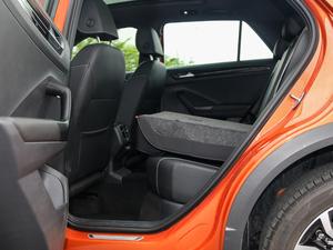 2018款280TSI DSG四驱豪华型 后排座椅放倒
