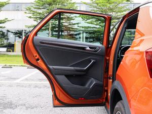 2018款280TSI DSG四驱豪华型 后车门
