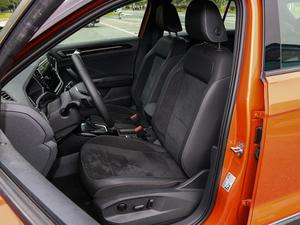 2018款280TSI DSG四驱豪华型 前排座椅