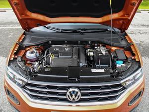 2018款280TSI DSG四驱豪华型 发动机