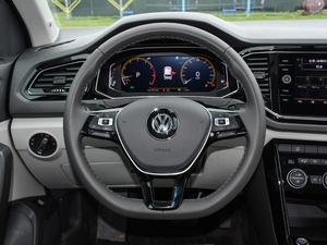 2018款280TSI DSG四驱豪华型 方向盘