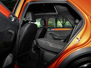 2018款280TSI DSG两驱基本型 后排座椅放倒