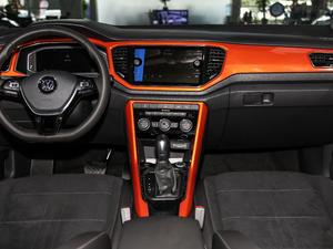 2018款280TSI DSG两驱基本型 中控台