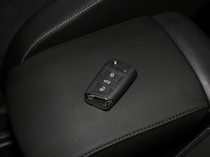 2018款280TSI DSG两驱基本型 钥匙