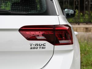 2018款280TSI DSG四驱豪华型 尾灯