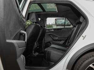 2018款280TSI DSG四驱豪华型 后排空间