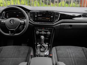 2018款280TSI DSG四驱豪华型 中控台