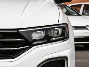 2018款280TSI DSG两驱舒适型 头灯