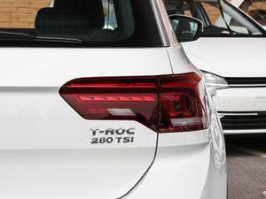 2018款280TSI DSG两驱舒适型 尾灯