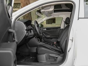 2018款280TSI DSG两驱舒适型 前排空间