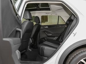2018款280TSI DSG两驱舒适型 后排空间