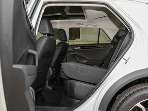 2018款280TSI DSG两驱舒适型 后排座椅放倒