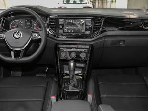 2018款280TSI DSG两驱舒适型 中控台