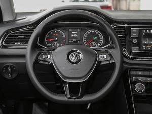 2018款280TSI DSG两驱舒适型 方向盘