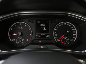 2018款280TSI DSG两驱舒适型 仪表