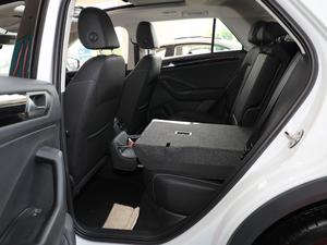 2018款280TSI DSG两驱豪华型 后排座椅放倒