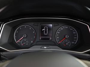 2018款280TSI DSG两驱豪华型 仪表