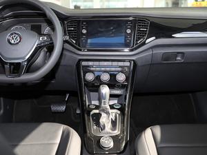 2018款280TSI DSG两驱豪华型 中控台