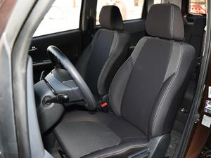 2018款1.4L 手动舒适版 前排座椅