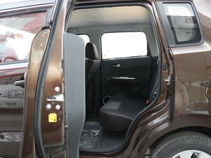 2018款1.4L 手动舒适版 后排空间