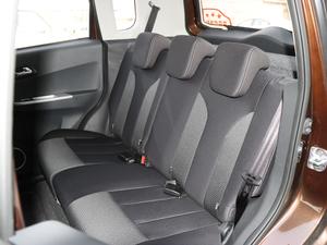 2018款1.4L 手动舒适版 后排座椅
