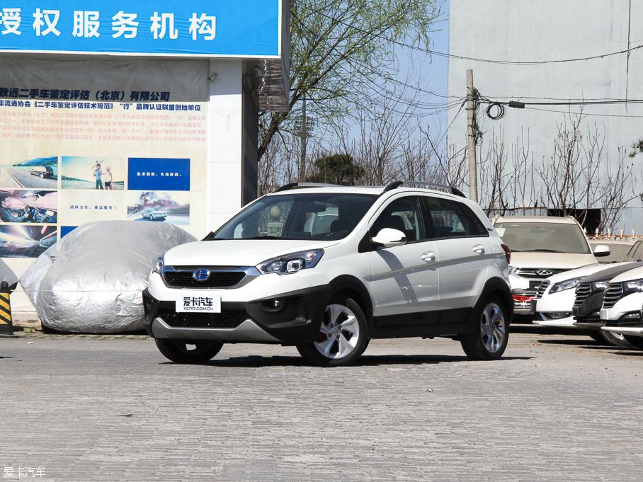 昌河汽车2016款昌河Q25