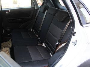 2016款1.5L 手动乐慧版 后排座椅