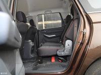 空间座椅昌河M70后排空间