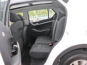 2017款1.6L 手动豪华型 后排空间