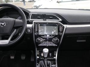 2017款1.6L 手动豪华型 中控台