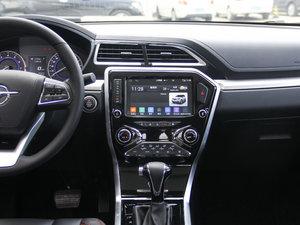 2017款1.6L CVT旗舰型 中控台