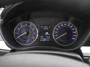 2017款1.6L CVT旗舰型 仪表