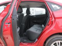 空间座椅海马M3后排空间