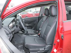 2017款1.5L 手动舒适型 前排座椅