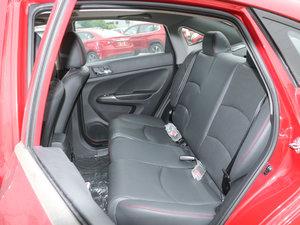 2017款1.5L 手动舒适型 后排座椅