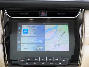 2019款1.5T 自动旗舰型 国VI 中控台显示屏